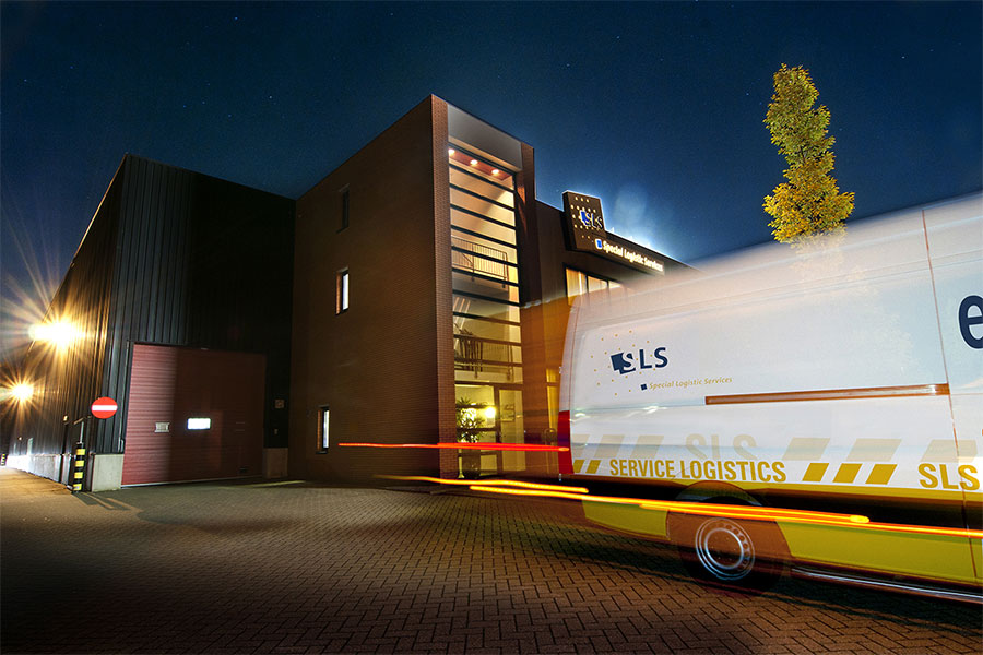 SLS Benelux overgenomen door Base Logistics Group
